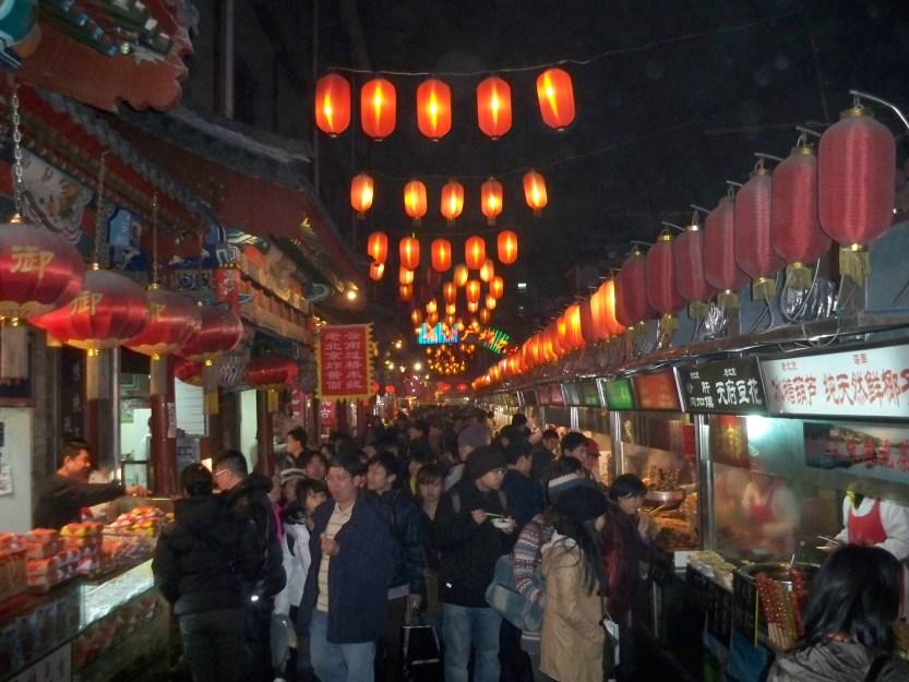 Wangfujing Market