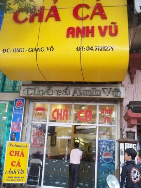Cha Ca Anh Vu