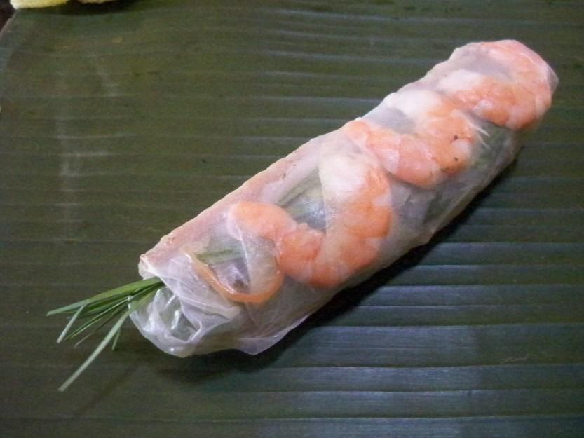 Fresh roll