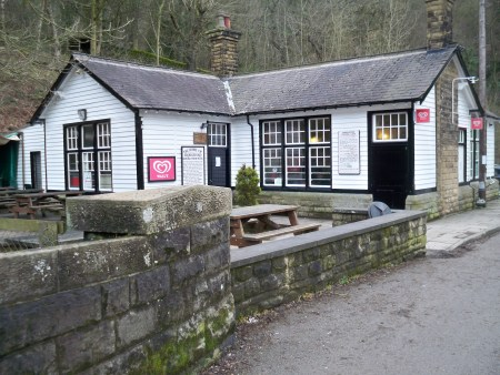 Grindleford cafe