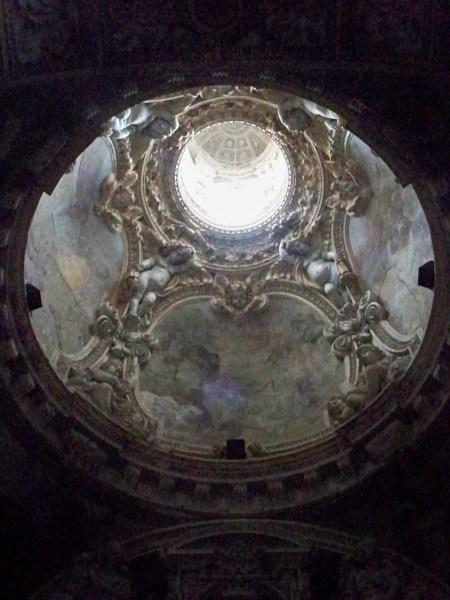 Chapel basilica in San Paolo Maggiore