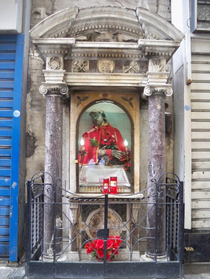 St Gennaro