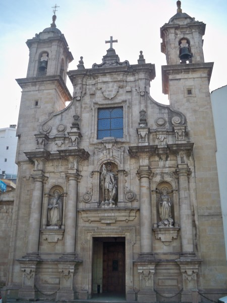 Church near Praxa Maria Pita
