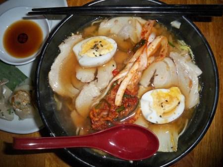Kimchee Cha-Syu Ramen