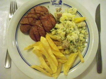 Linguica Frita a la Brasileira