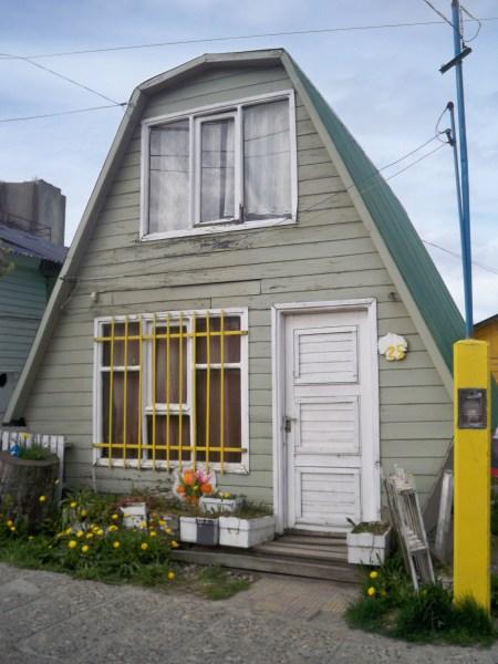 Ushuaia house