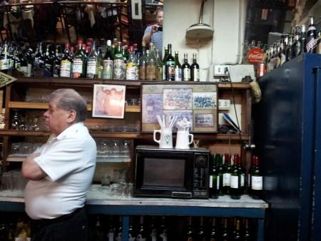 Cinzano Barman