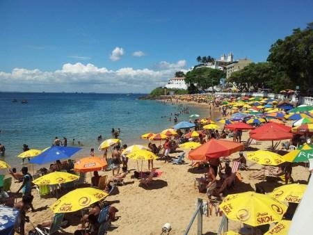 Barra beach
