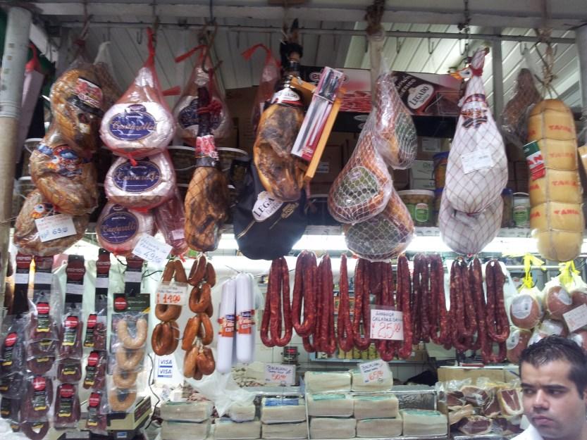 Ham vendor