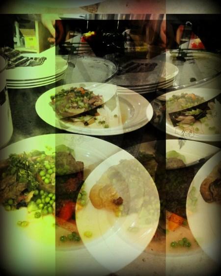 Psychadelic plates