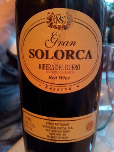 Solorca Ribeira