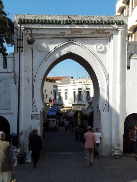 Kasbah gate