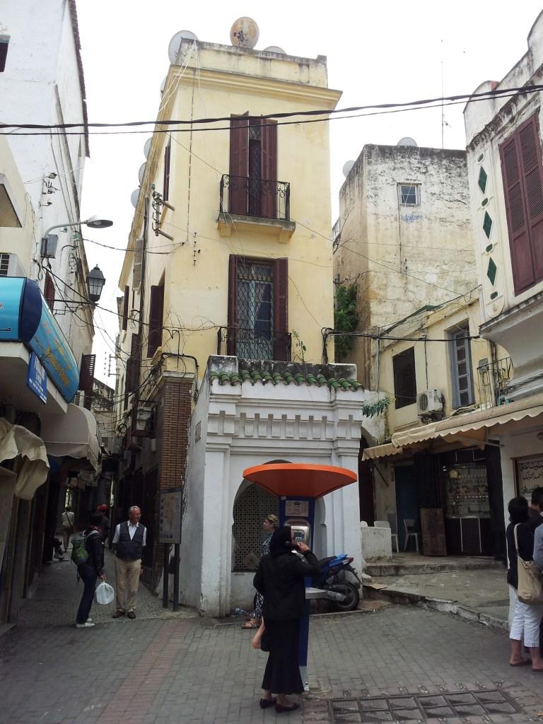 Medina corner