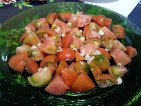 Raf tomatoes