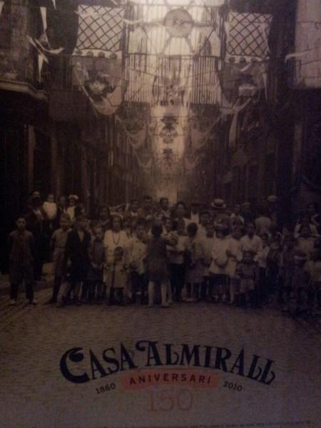 Street festival in the last century