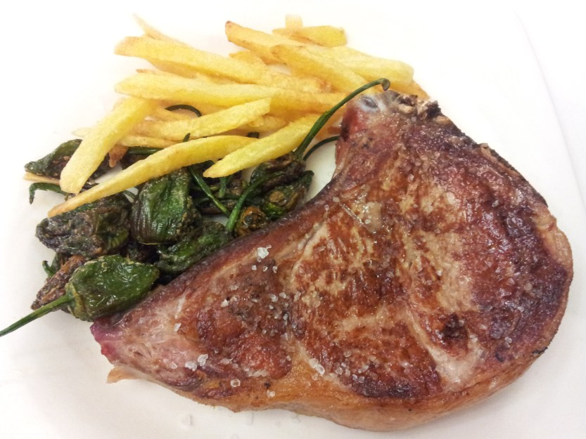 Chuleton de Ternera