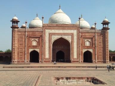 Delhi. Mumbai, Jaipur, Agra, Lucknow, Hardoi a bit jumbled up, sorry!