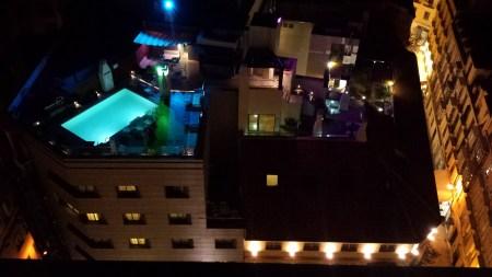 Málaga Centro Rooftop Bars The Gannet