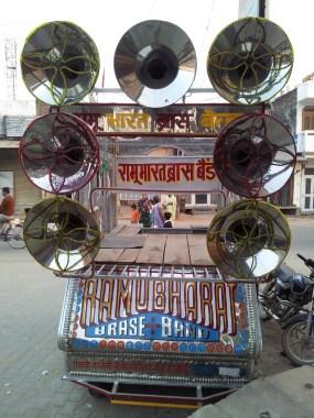 Indian Mobile disco