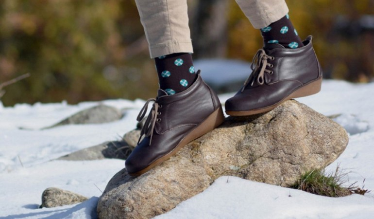 Calcetines The Arctic Bay. Los viernes de moda sostenible
