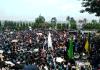 Demo UU Ciptaker di Lampung