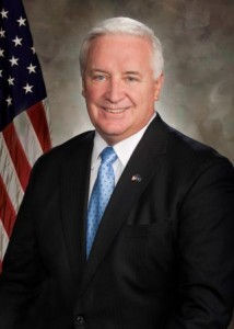 Gov. Tom Corbett  (Commonwealth Media Services)