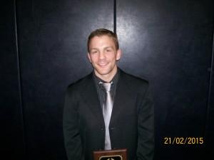 Brad Pataky (Clfd '05) (Photo by Cecelia Kyler)