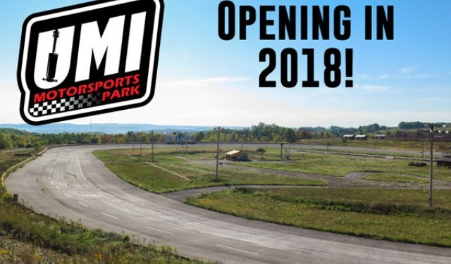 Umi Autocross And Cruise In Set For August At New Motorsports Park Gantnews Com