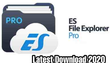es, Es File Explorer Pro APK Latest Download 2020