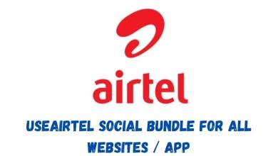 airtel social bundle plan