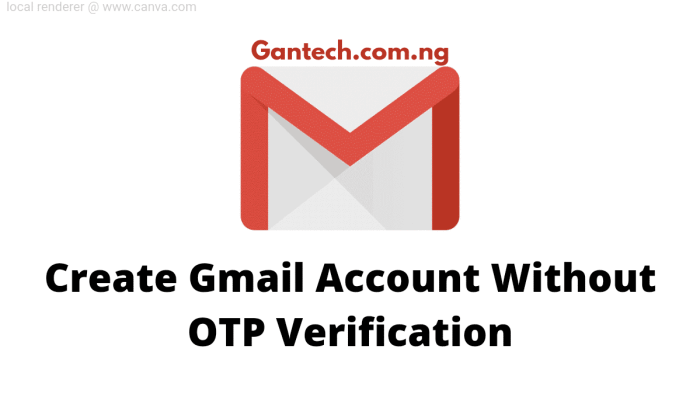 How To Create Gmail Act Without Phone Number Or Otp Verification