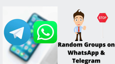 How to stop being added to random groups on WhatsApp and telegram