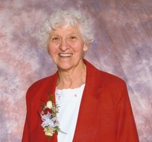 "Obituary Notice: Margaret ""Peg"" McFarland (Provided photo)"