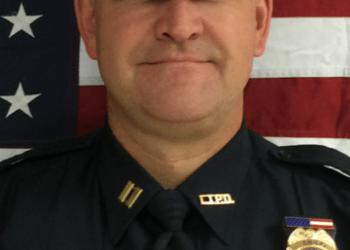 Police Chief Doug Clark (Provided photo)