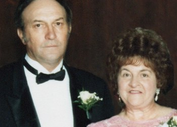 Jim and Jean Cretti, who have been honored with the establishment of an Open Doors Scholarship in their names. (Provided photo)