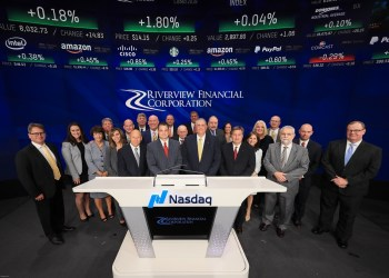 Pictured are: Kirk D. Fox, chief executive officer; Brett D. Fulk, president; Scott A. Seasock, chief financial officer; Ginger G. Kunkel, chief banking officer; Richard W. Ogden, director of risk management Zachary M. Flynn, chief lending officer; A. Wim van Olden, chief credit officer; Ronald E. Bednar, director of IT and operations; Judith K. Mitchell, region executive and director of retail banking; and LeeAnn Gephart, director of marketing and delivery channel services. The board of directors are: David W. Hoover, vice chairman; Albert J. Evans; Paula M. Cherry; Maureen M. Gathagan; Howard R. Greenawalt; Charles R. Johnston; Joseph D. Kerwin; Andrew J. Kohlhepp; Carl W. Metzgar; Kevin D. McMillen; Timothy E. Resh; Marlene K. Sample; and John G. Soult Jr. (Provided photo)
