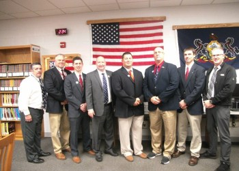 Clearfield Area Junior-Senior High Social Studies Department (Provided photo)