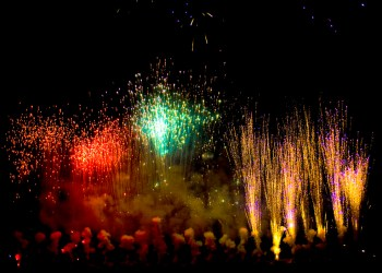 The Central PA 4th Fest launched 15,771 fireworks in its 4th of July celebratory display on Sunday, July 4, 2010.