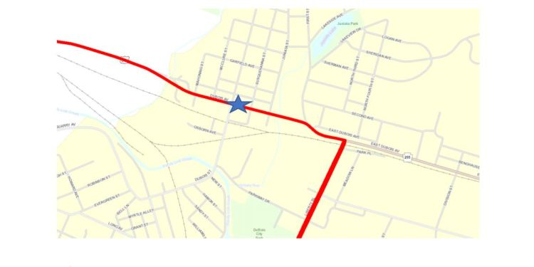 Section of Route 219 in DuBois to Close on Sunday