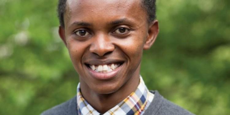 Alex Nsengimana (Photo is courtesy of Samaritan's Purse)