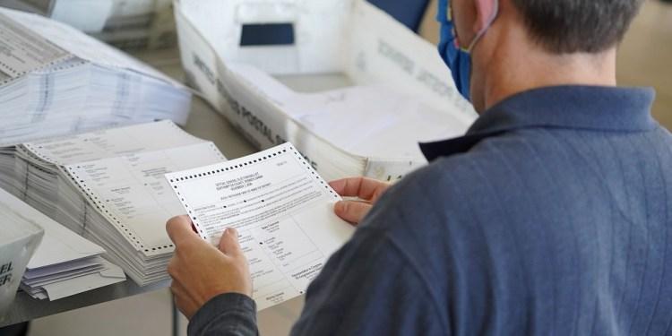 Senate Republicans are pursuing an investigation of the 2020 election despite no evidence of widespread fraud.  Matt Smith / For Spotlight PA