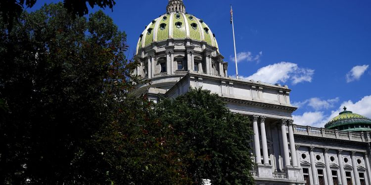 In the last two years, lawmakers have paid nearly $10 million to many of the same law firms and lawyers making contributions to wage all types of legal battles.  TIM TAI / Philadelphia Inquirer