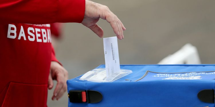 Here are the steps you can take to prepare for Nov. 2.  DAVID MAIALETTI / Philadelphia Inquirer