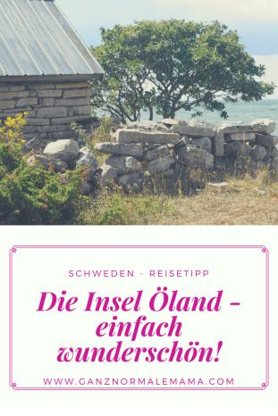 Reisetipps für die Insel Öland: Ein besonderer Teil Schwedens, nicht nur für den Familienurlaub bestens geeignet. Tipps für Sehenswürdigkeiten, Strände und Campingplätze und Wohnmobil-Stellplätze