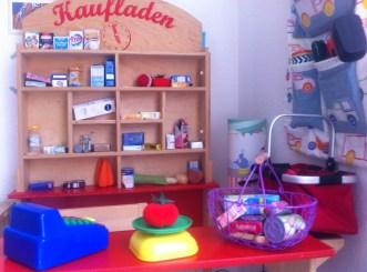 Kaufmannsladen Einkaufen Spielen Mamablog Kinderzimmer