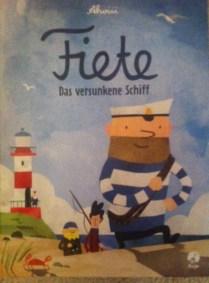 Fiete Kinderbuch Kinderapp Ahoiii