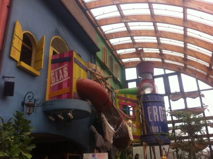 Market Dome, Centerparcs Butjadingen, Familienurlaub