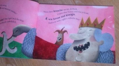 Ach Du schreck mein name ist weg, personalisiertes kinderbuch