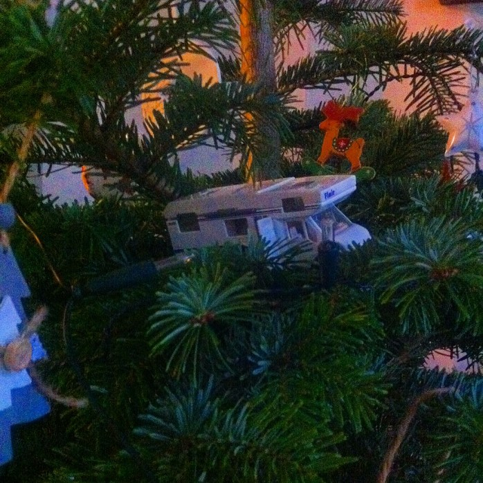 Weihnachtsbaumschmuck, originelle Idee