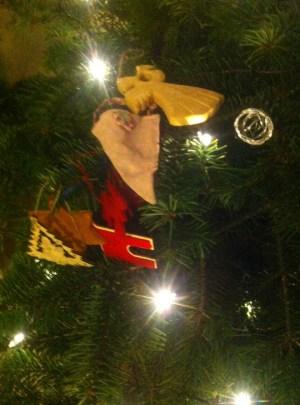 Weihnachtsbaumschmucken Mit Kindern Abschied Vom